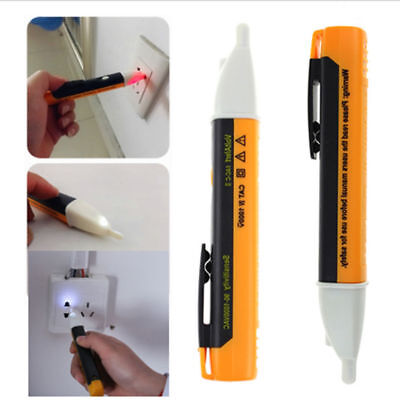 New 2018 Led Electric Voltage Tester Detector Sensor Pen Volt  - FAST DISPACTH
