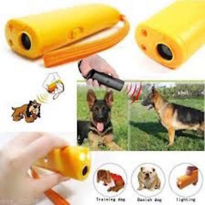 New Ultrasonic Pet Dog Repeller Training Anti Barking Device - FAST DISPATCH