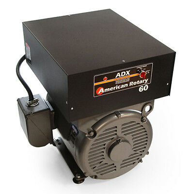 American Rotary ADX60FM  Floor Mount ADX Series 60HP Rotary Phase Converter 240V