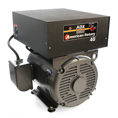American Rotary ADX40FM  Floor Mount ADX Series 40HP Rotary Phase Converter 240V