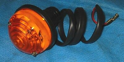 Lamp, indicator front Series Land Rover, 110,  Defender & Ex Army Perentie
