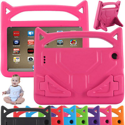 Shockproof Kids Tablet Case Cover Stand For Amazon Kindle Fire HD 8 2017 7th Gen