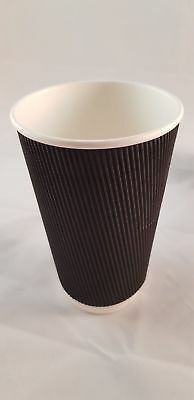 Triple Coffee cup 8oz -16oz with lids or w/o Lids 500cups & 500lid