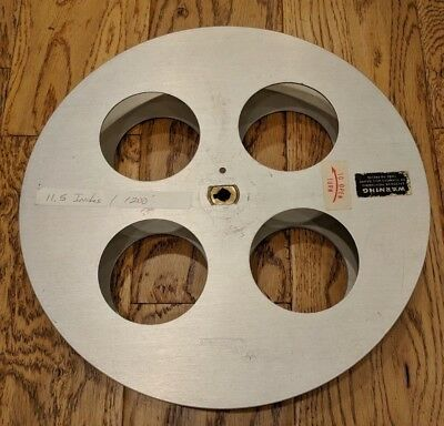 35mm 1200 ft Split Reel
