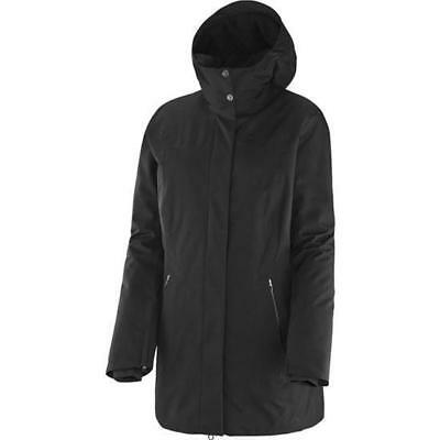Salomon Skyline Long Women's Winter Jacket - S