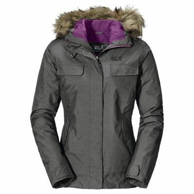 Jack Wolfskin Cypress Mountain Jacket Women - M G