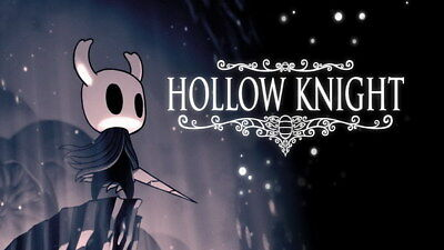 """002 Hollow Knight - ACT Action Game 24""""x14"""" Poster"""