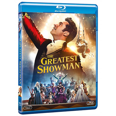 Greatest Showman (The)  [Blu-Ray Nuovo]