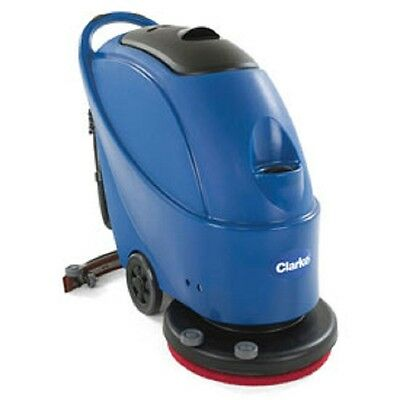 NEW! Clarke Walk Behind Compact Scrubber!!