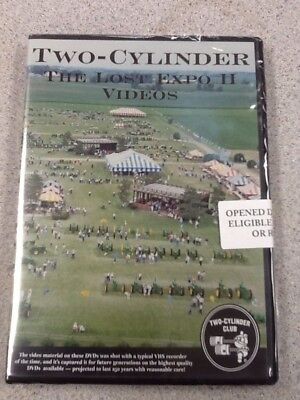 Two-Cylinder The Lost Expo II Videos John Deere Day DVD #25