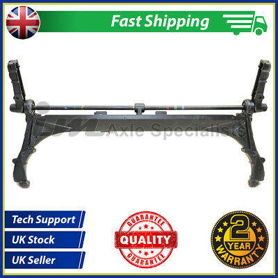 Refurbished Renault Megane Scenic Rear Axle for Disc With ABS *2 YEAR  WARRANTY*