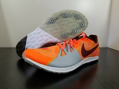 check out 198bb 23d75 NIKE ZOOM RIVAL XC Mens TRACK SHOE Spikes Total Orange Size 13 (904718-806