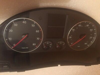 Vw T4 Lt Caravelle Instrument Cluster Clocks Speedo Led Upgrade