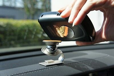 Magnetic Phone Holder with Ring, Stand for IPhone, Samsung, Radar Laser Detector