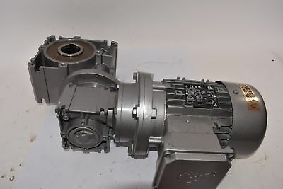 NORD 1SI75 40DHJ-N56C-80S/4 Speed Reducer, Right Angle Gear Drive