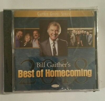 Gaither Gospel Series Bill Gaither's Best of Homecoming (CD, 2017)