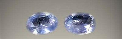 19thC Antique ½ct Sapphire Gem of Ancient Roman Hebrew Sorcery Oracles Prophecy