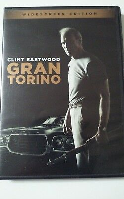 Gran Torino Clint Eastwood Widescreen Edition DVD Movies Electronics Car