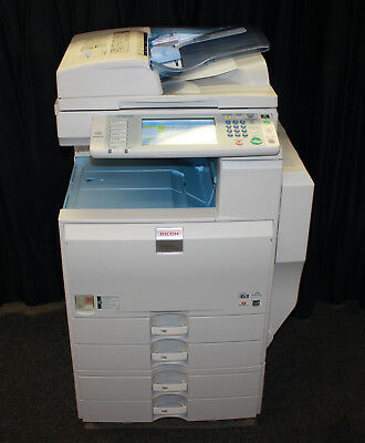 RICOH MP 4001 Black And White Copier REFURBISHED! CONNECTICUT DELIVERY AVAILABLE