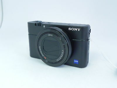 Sony Cyber-shot DSC-RX100 IV Digital Camera QQ