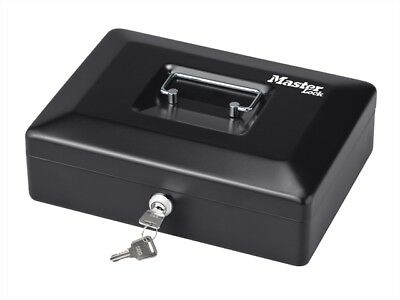 Master Lock - Small Cash Box with Keyed Lock