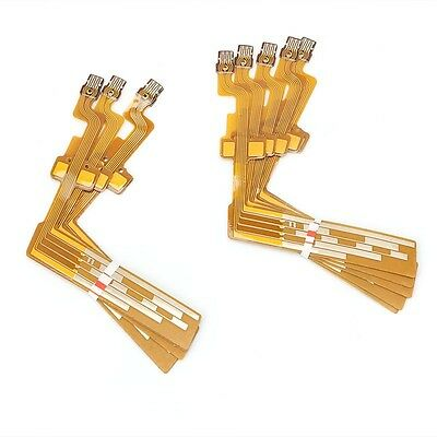 10pcs 18-55MM New LENS FOCUS FLEX CABLE REPLACEMENT REPAIR PART For CANON Camera