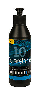 Mirka Polarshine One-Step Polishing 10 250 ml for a Fast Perfect Finish