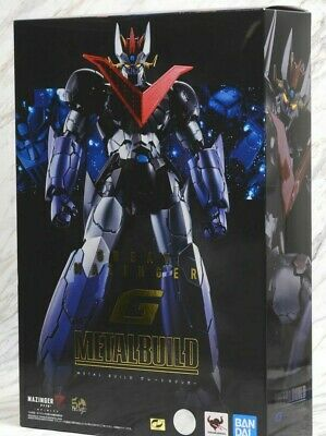 Metal Build MAZINGER Z The Movie Infinity MAZINGA Chogokin Bandai Tamashii Robot