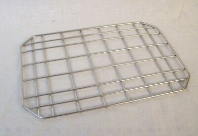 "Restaurant Supplies 3 NEW 1/2 HALF SIZE WIRE RACK INSERTS 10"" long x 7"" wide"