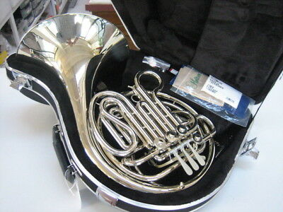 Demo Holton Farkas Model H-179 Double French Horn, Mint!