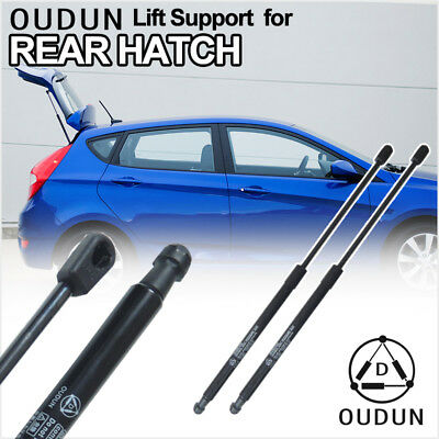 2 pcs Rear Hatch Liftgate Tailgate Lift Supports For 01-06 Acura MDX