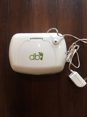 DEX Baby Wipe Warmer White with Plug-In New No Box