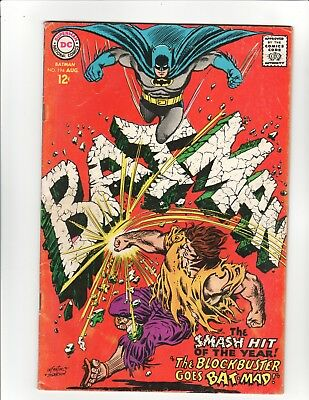 Batman #194 - Iconic Carmine Infantino Cover! - 5.5 Fine - High Resolution Scans