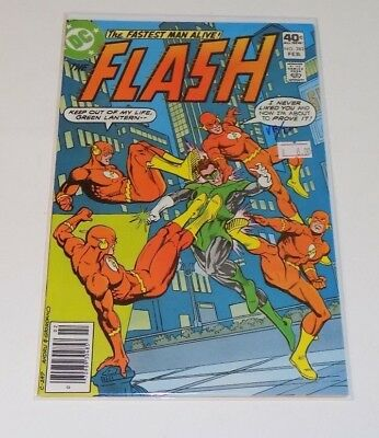 "The Flash #282-292 Run ""VF/NM"" -DC- 11 Comics"