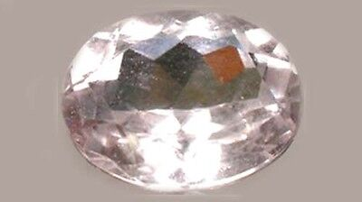 19thC Antique 2ct Afghanistan Kunzite Glows-in-the-Dark Ancient Hindu India Gem