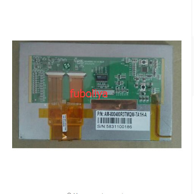 AM800480R3TMQWB2H FOR AMPIRE TFT LCD PANEL 90 days warranty FU8
