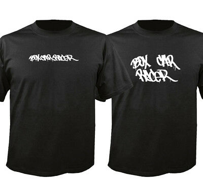 box car racer band Black Short Sleeve T-shirt