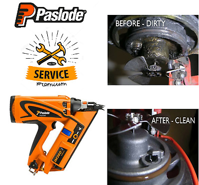 Paslode IM360 IM90 PPN35I  FIRST FIX GUN   TOOL. SERVICE / REPAIR
