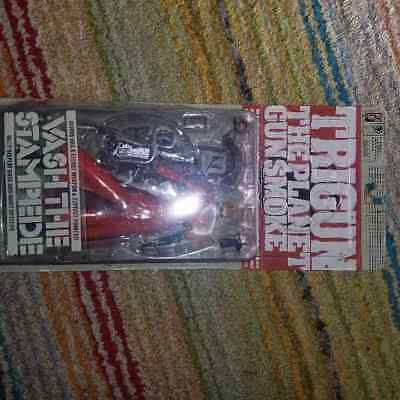Trigun Vash The Stampede Action Figure