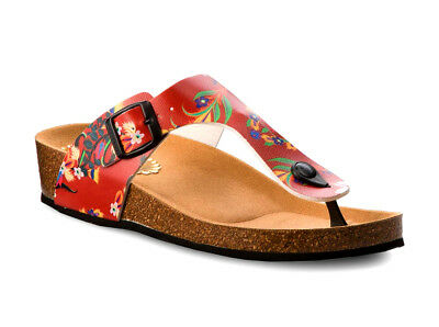 quality products low price website for discount DESIGUAL FORMENTERA SANDALEN Sandaletten Pantoletten Schuhe ...