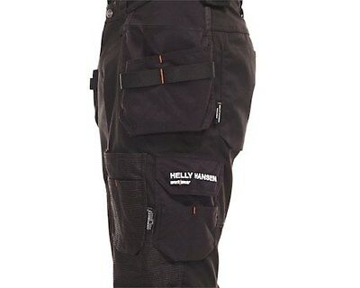 Helly Hansen Glasgow Floor Layer Pant Black 76404 work trousers