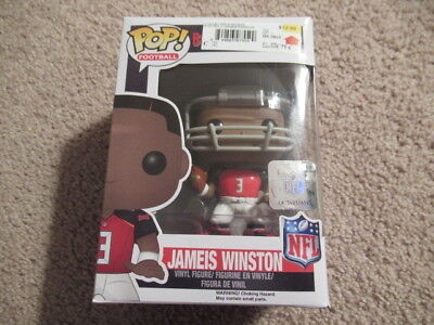 Series 2 Tampa Bay Buccaneers Jameis Winston Figure Funko #33 NIB NFL POP