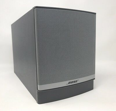 Bose Companion 3 Series II Multimedia Computer Speaker System Subwoofer