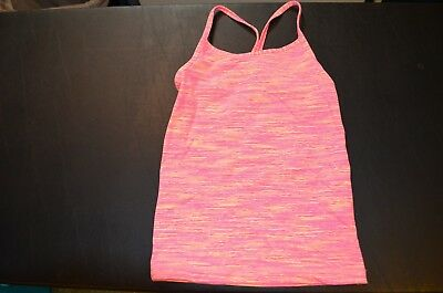 Girls Ivivva Tank Top, size 6, great condition
