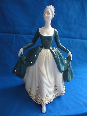 Vintage Royal Doulton HN2709 Entitled Regal Lady 1974