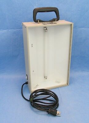 Good Lite model A+ 600600 Visual Acuity Lighted Chart Box Cabinet