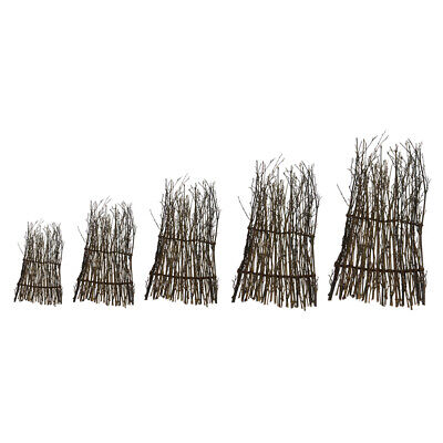 Fence Screening Screen Reed Natural Wood Garden Division Cover Divide Bamboo