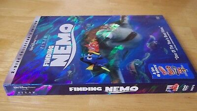 Finding Nemo DVD 2-Disc Collector's Edition