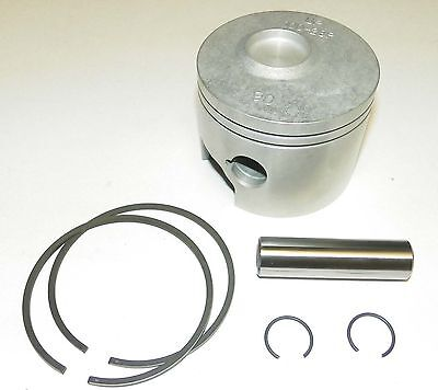 859562T17 WSM Mercury 135-175 200 HP Optimax Piston Kit 700-859562T4 100-49