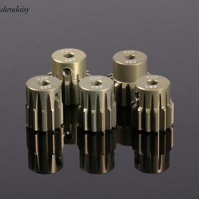 New 32DP 3.175mm Pinion Motor Gear Set for 1/10 RC Car Brushed Brushless S5DY